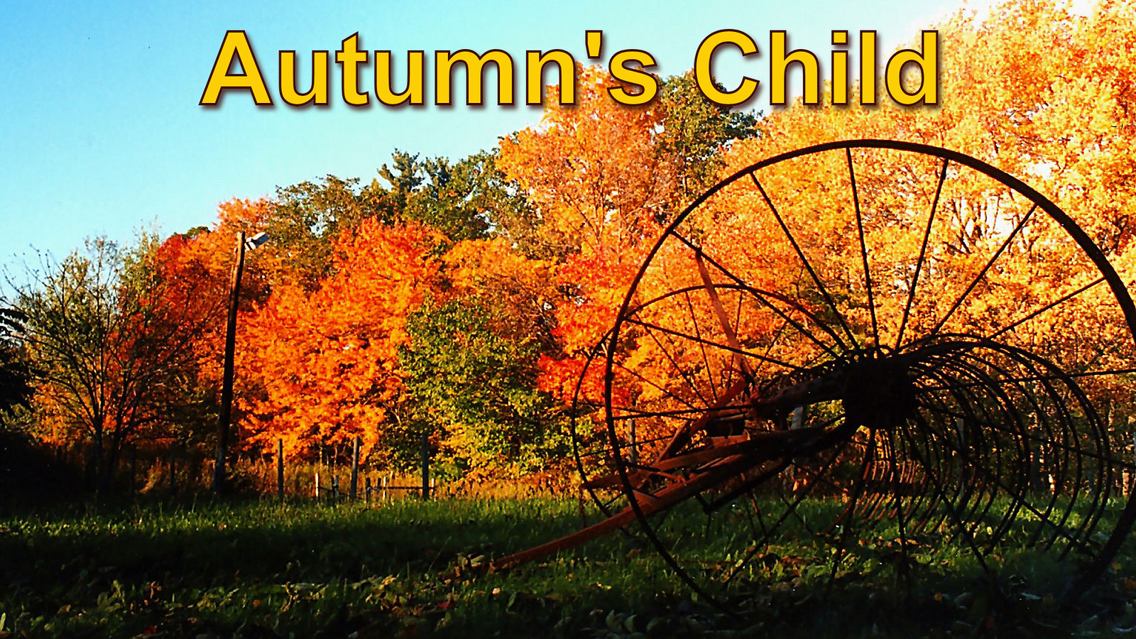 Autumn's Child Musical Slideshow Video - HD Widescreen